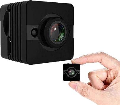 Opinión sobre ZHITING Cámara espía, cámara Oculta HD 1080P Cámara espía, videocámara Deportiva DV Cámara de acción con visión Nocturna Detección de Movimiento Lente Gran Angular de 155 ° 30 m Impermeable
