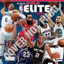 NBA Elite 2019 Calendar