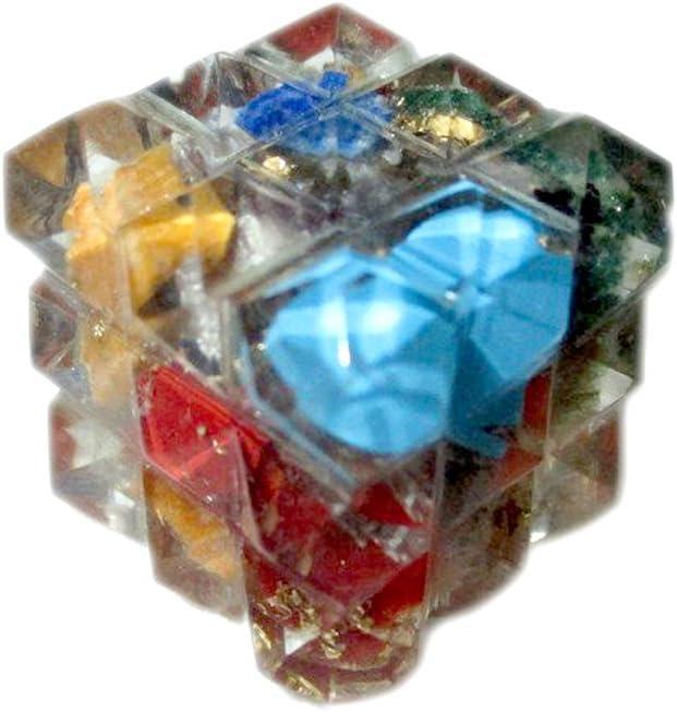 Natural obsidian quartz chakra reiki healing energy transmitter 1pcs