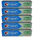 Crest Fresh and White Toothpaste 2.9oz (Formerly Gleem) - 5 Pack