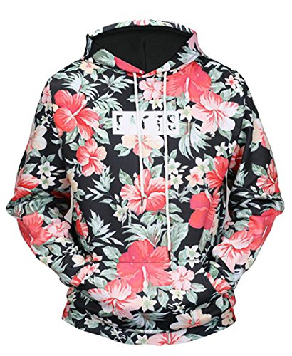 fan products of M&S&W Women Winter Thicken New Letter Plus Size Print Drawstring Sweatshirt 1 S