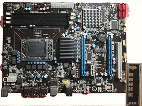 X58 Motherboard lntel LGA 1366 ATX Up to 24GB DDR3 or ECC RAM Crossfire / SLI X58 from NicePCMan