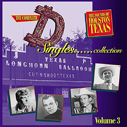 The Complete 'D' Singles Collection Vol. 3 by Various - The 'D' Singles