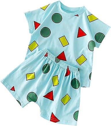 squarex - Conjunto de Pijamas Infantiles para bebé y niña ...