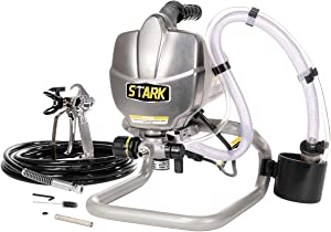 Stark 650W Airless Paint Sprayer Painting DIY Home Exterior, Fence, Shed, Garage 3300PSI Paint Sprayer 517 Adjustable Control Knob Kit