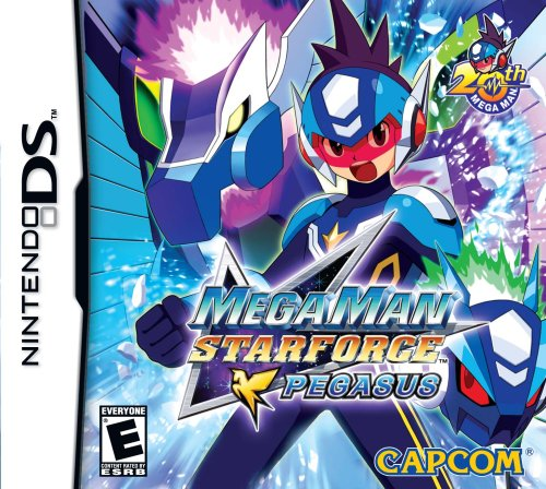 Mega Man StarForce: Pegasus by Capcom