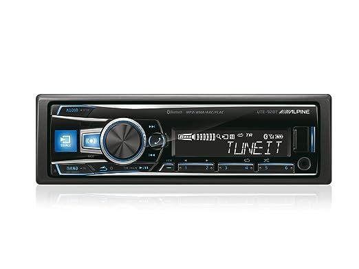11 opinioni per Alpine UTE-92BT 200W Bluetooth Black car media receiver- car media receivers