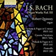 Js Bach:Organ Works Vol 3 [Robert Quinney] [CORO: COR16132]