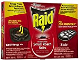 Raid Double Control Small Roach Baits Plus Egg Stoppers 12-count Boxes