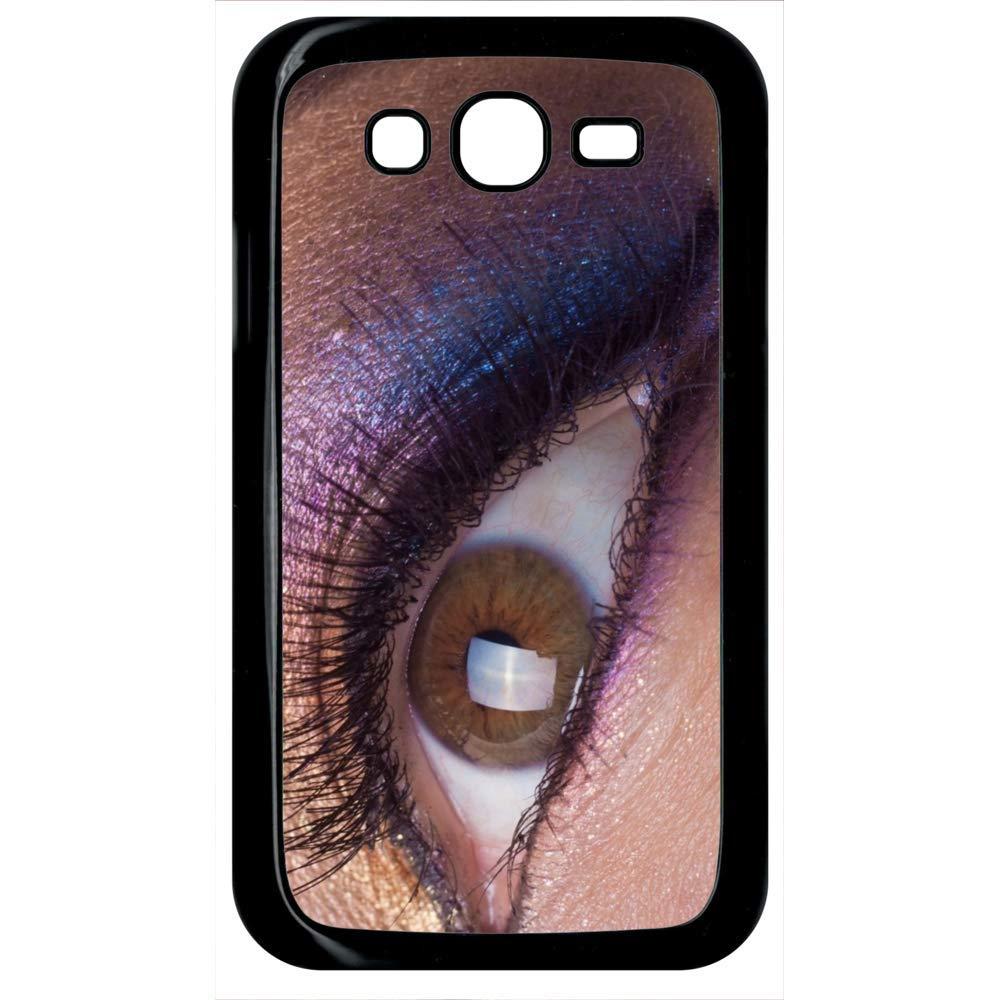Carcasa Samsung Galaxy Grand NEO Makeup Eye: Amazon.es ...