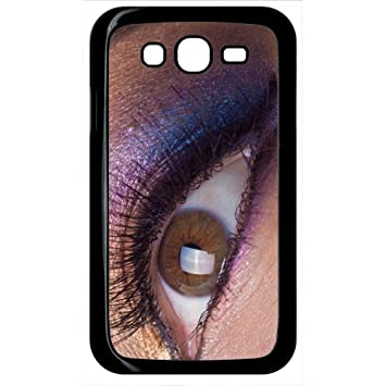 Carcasa Samsung Galaxy Grand NEO Makeup Eye: Amazon.es ...