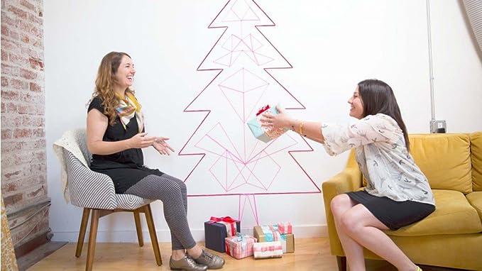 Amazon.com: DIY Christmas Tree String Art: Courtney is the ...