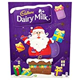 Original Cadbury Dairy Milk Advent Calendar Imported From The UK England The Very Best Of British Dairy Milk Chocolate