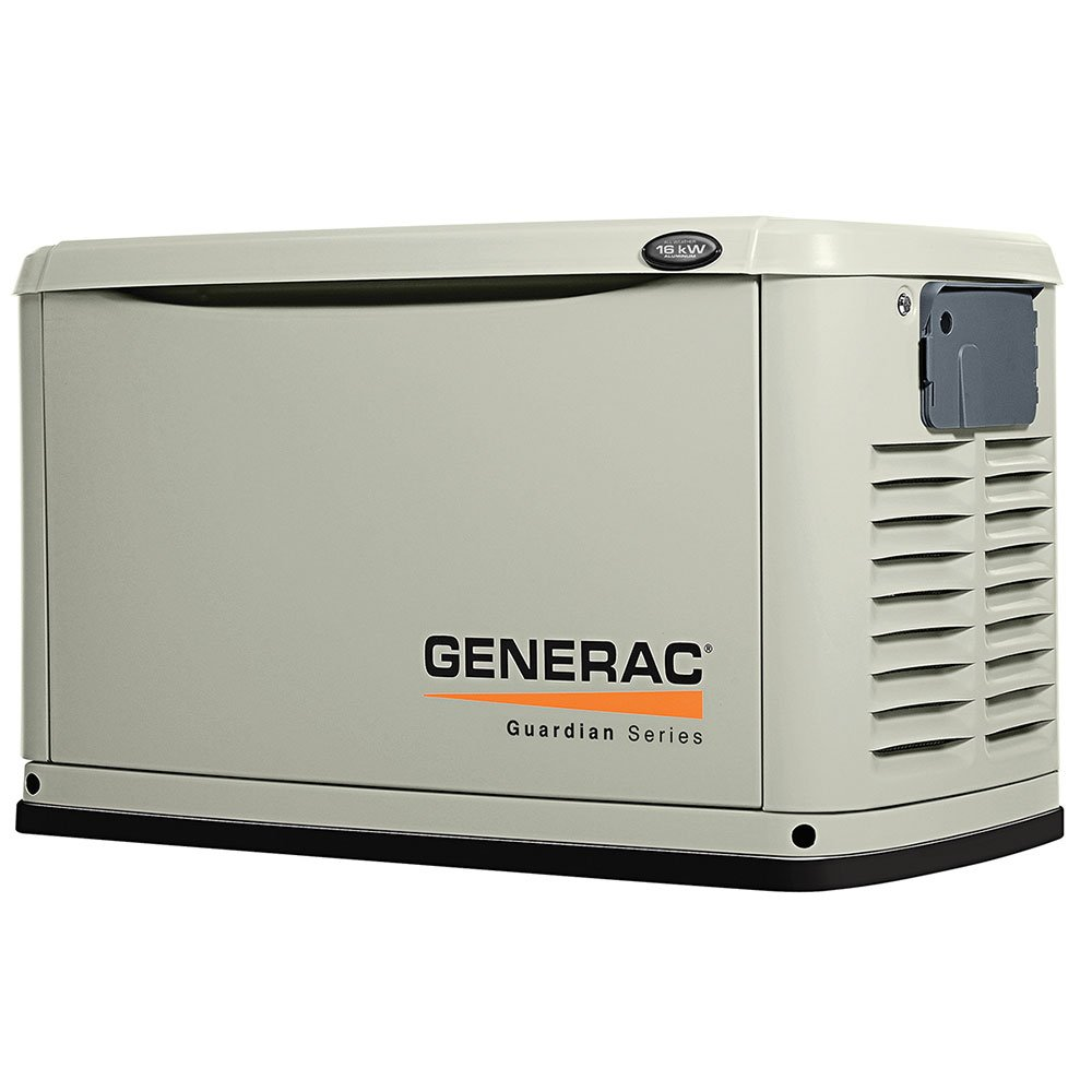 Amazoncom Generac 6721 Guardian Series 16kw Air Cooled Standby Centurion 5500 Watt Generator Wiring Diagram Natural Gas Liquid Propane Powered Aluminum Enclosed Discontinued By