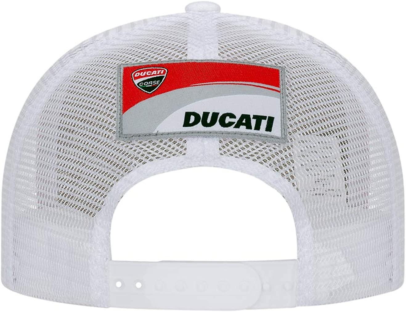 Ducati Corse Flat Marlboro Cap Red