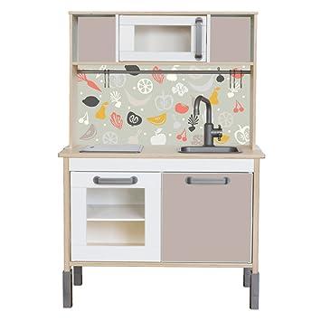 Oracal adatto per il tuo IKEA bambini Cucina DUKTIG (colore ...