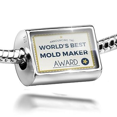 Amazon com: Sterling Silver Bead Worlds Best Mold Maker Certificate