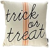 Mud Pie Trick OR Treat Pillow