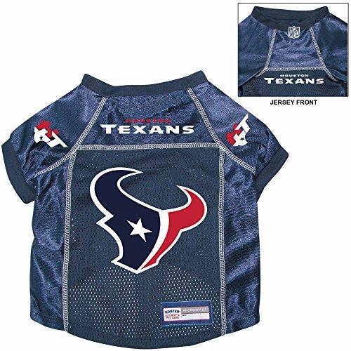 Houston Texans Pet Dog Football Jersey Alternate (Houston Texans Dog Jersey)