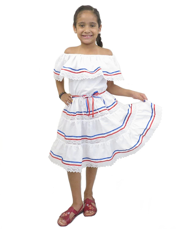 06c76dfed3c Amazon.com  Ethnic Ribbons Dress Red