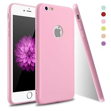 SIMONGO iPhone 6S Carcasa, iPhone 6S Carcasa, Ultra-Mince ...