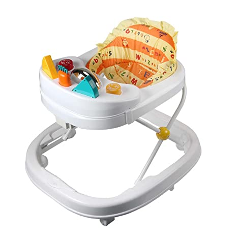 GONGFF Andador de bebé, 6 - 7 - 18 meses, multifuncional ...