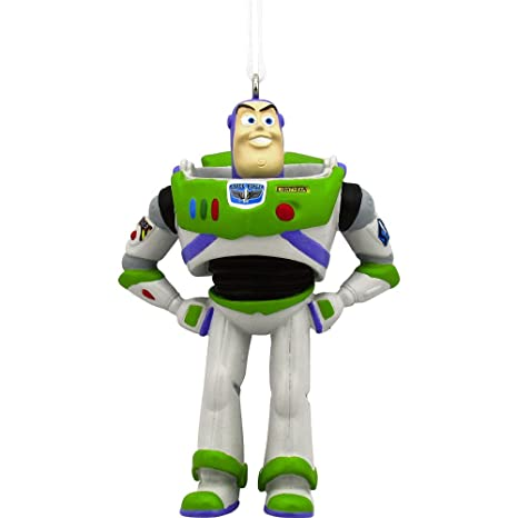 Image Unavailable. Image not available for. Color: Toy Story 3D Christmas  Ornament - Buzz Lightyear - Amazon.com: Toy Story 3D Christmas Ornament - Buzz Lightyear: Toys