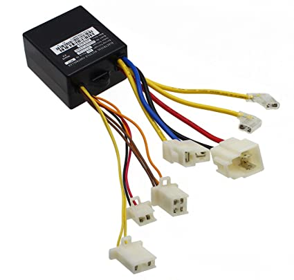 amazon com lotfancy 24v control module with 7 connectors for razor rh amazon com