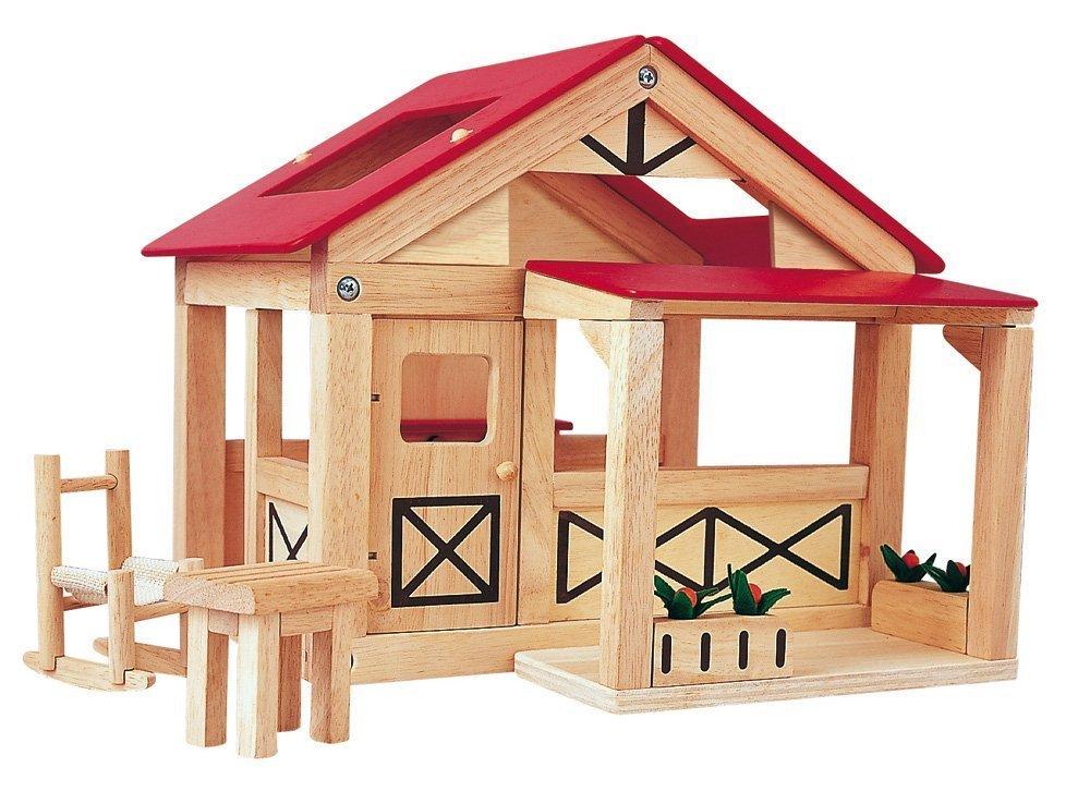 Amazon PlanToys Farmhouse Toys Games