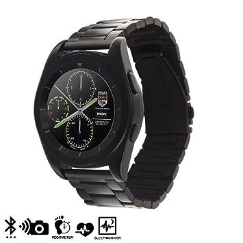 Silica DMT179BLACK - Smartwatch g6 con Pantalla Circular y Correa ...