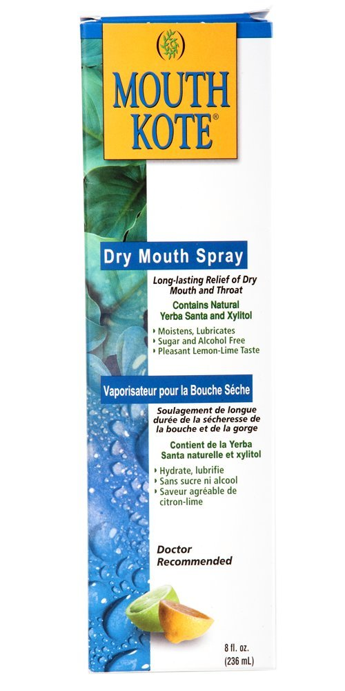 Mouth Kote 09808 Dry Mouth Spray, 8 oz (Pack of 24)
