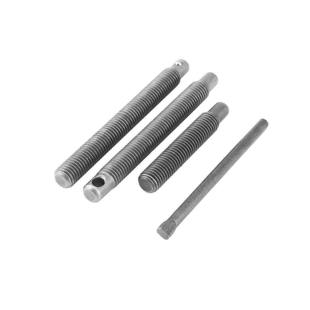 Spring Compressor Set,10 Pcs Valve Spring Compressor Set Removal Installer Tool Kit For Car Van Motorcycle Engines by Estink (Image #4)