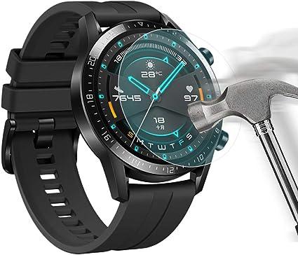 Amazon.com: Shan-S [5-Pack for Huawei Watch GT2 46mm Screen ...