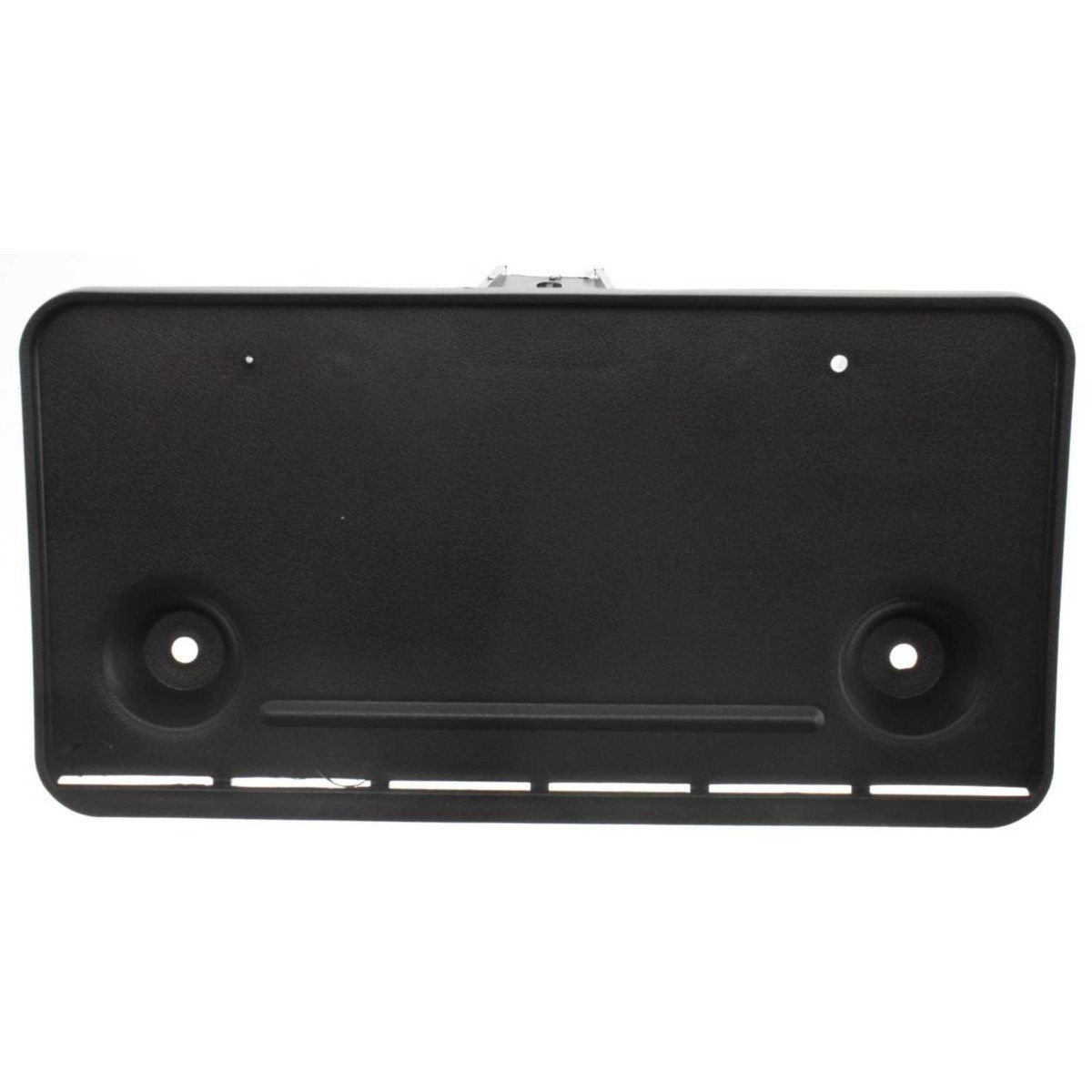 1992-1996 Ford Bronco F150 F250 F350 Front License Plate Tag Bracket Holder FO1068101 F2TZ17A385A OE Replacement