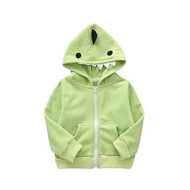 Baby Boys Hooded Tops T-shirt Romper Sweatshirt Hoodie Sweater Outwear Outfits