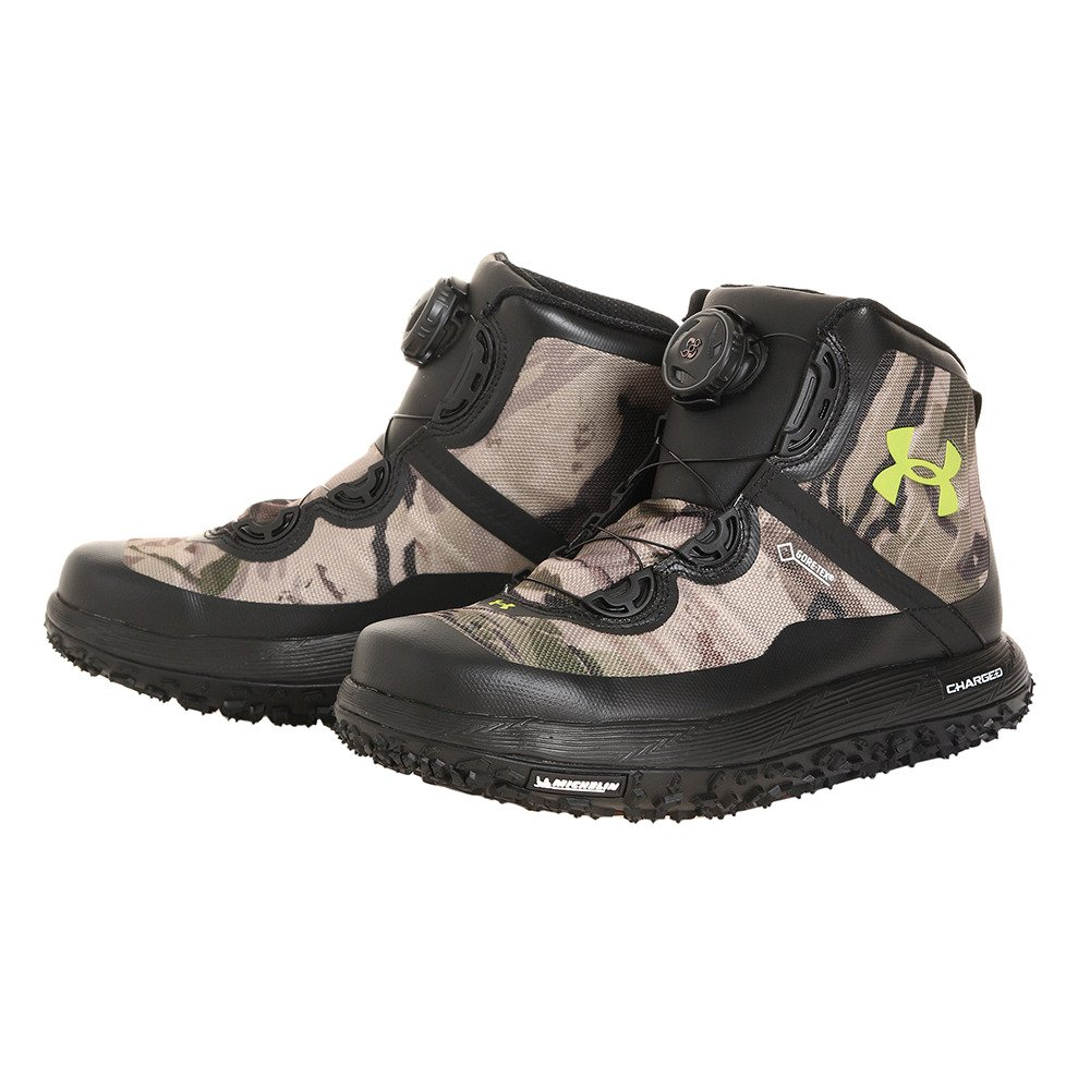 Under Armour Men's Fat Tire Gore-TEX Hiking Boot