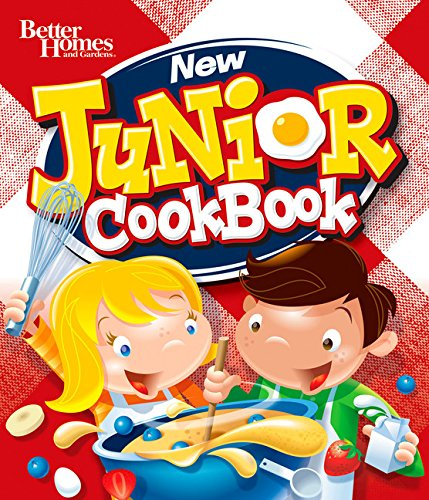 Better Homes and Gardens New Junior Cook Book (Better Homes and Gardens - In Stores Junior California