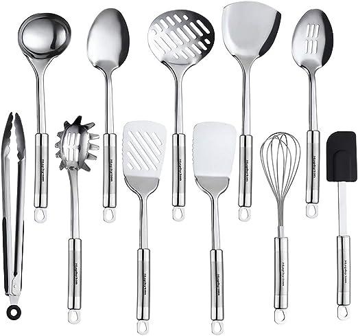 Amazon.com: Maphyton - Juego de utensilios de cocina de ...