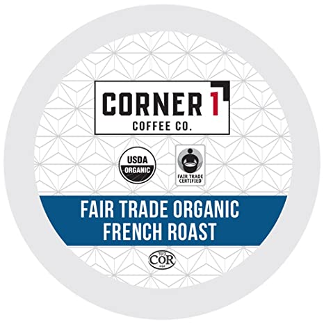 Review Corner One Coffee, 100
