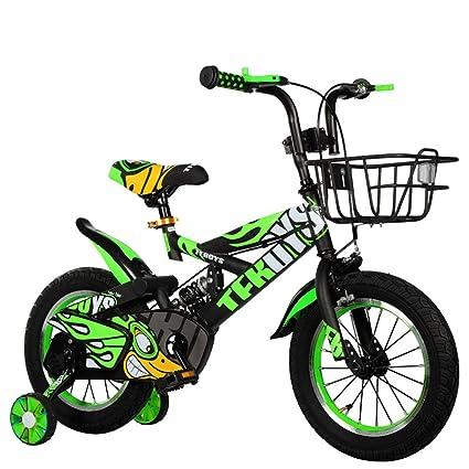 1-1 12 Pulgadas Niños Bicicleta, Muchachos Chicas Al Aire Libre Equitación para niños