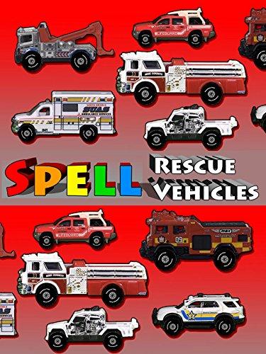 Spell Recue Vehicles on Amazon Prime Video UK