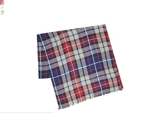 TOMMY HILFIGER - Echarpes Foulards Hommes - AM0AM02748 - OS BLEU MULTICOLOR   Amazon.fr  Vêtements et accessoires 8b2c06ef5b7