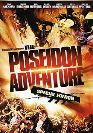 Amazon Com The Poseidon Adventure Gene Hackman Ernest