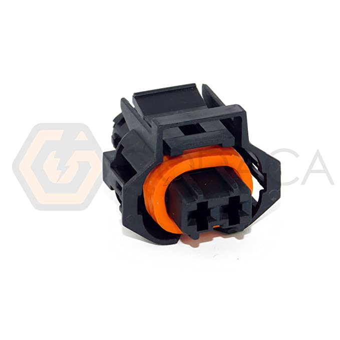 Amazon.com: 1x Connector for Fuel Injector 6.6L FOR Duramax LLY LBZ Diesel w/out wire: Automotive