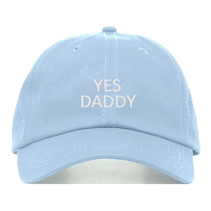 Amazon.com  Yes Daddy Dad Hat 7e3c90351df