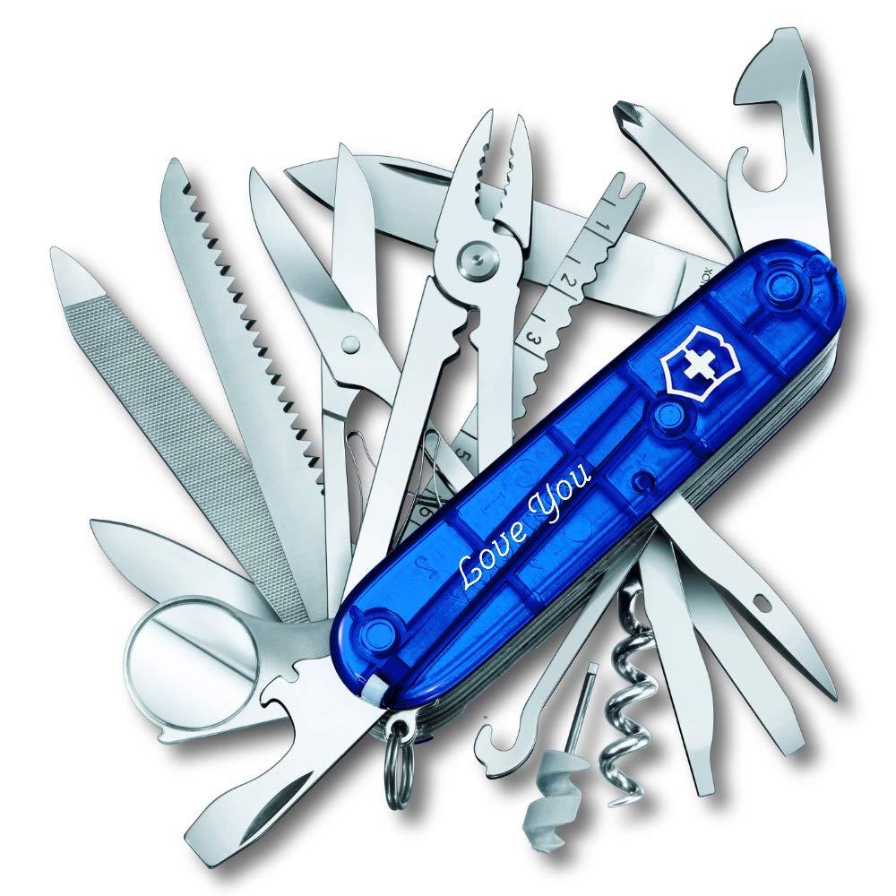 Amazon.com: Victorinox - Cuchillo de zafiro suizo ...