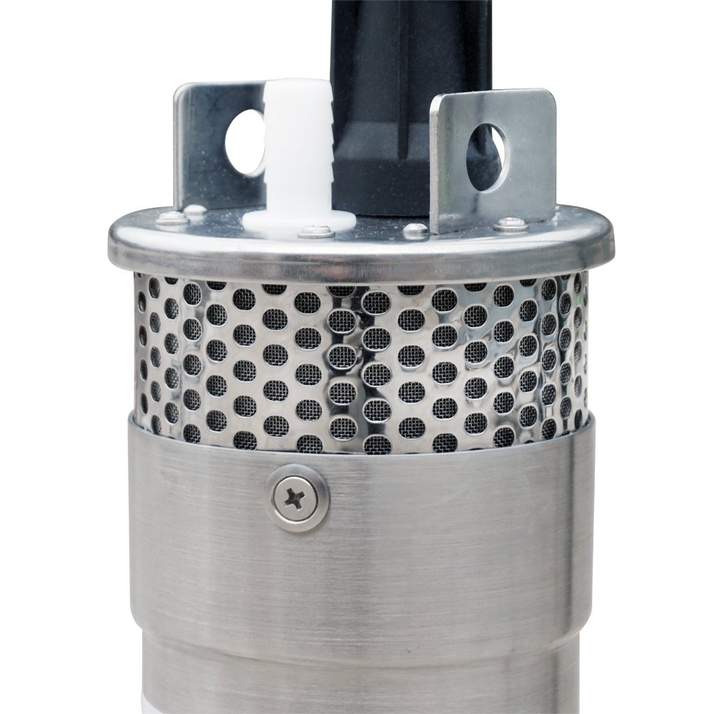 ECO-WORTHY 24V DC Stainless Solar Powered Submersible Water Well Pump 230'/70m Lift Stainless Water Pump by ECO-WORTHY (Image #4)
