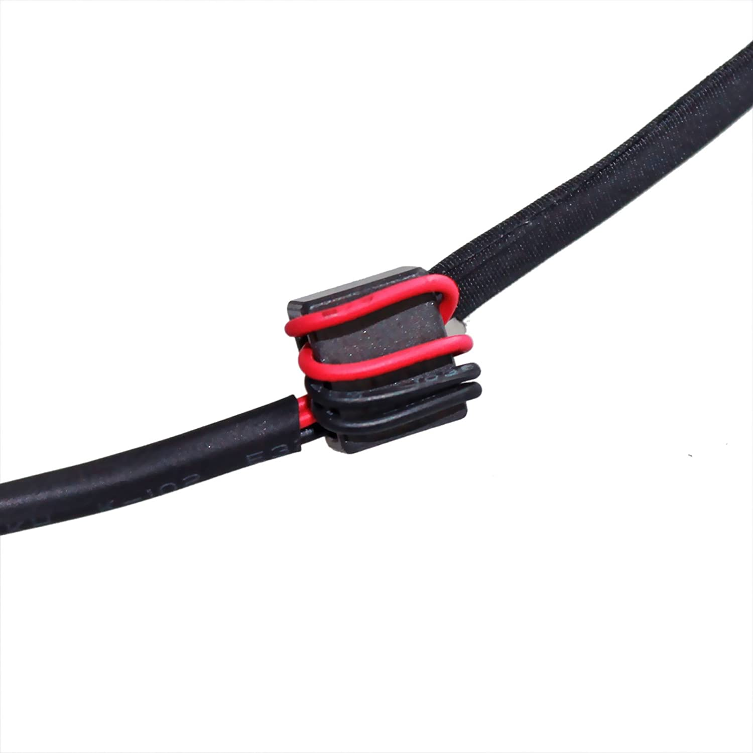 GinTai DC Power Jack Cable Replacement for Toshiba Satellite P870 P870D P875 P875D 6017B0357701 10pcs