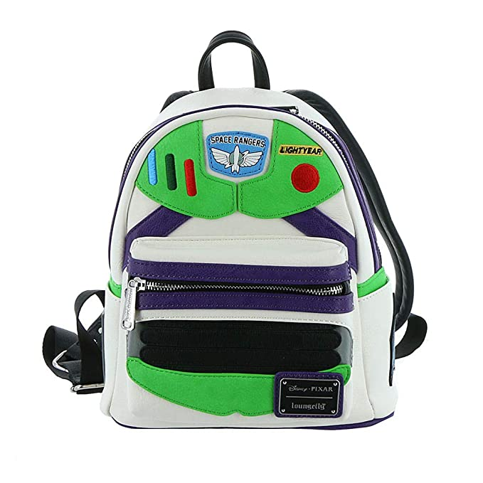 Loungefly Toy Story Buzz Lightyear Faux Leather Mini Backpac Standard