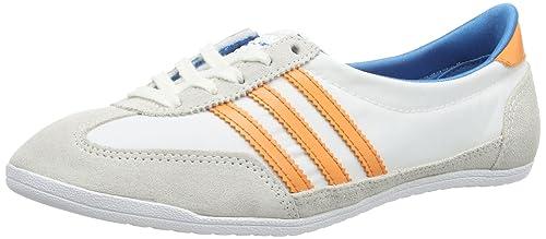 adidas Originals SL72 Ballerina W, Zapatillas de Estar por casa para Mujer, Blanco-